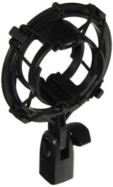 Audio-Technica AT8458 Lightweight and Durable Microphone Shock Mount with Wide Stand Compatibility