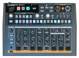 Arturia Drumbrute IMPACT Analog Drum Machine with 10 Drum Sounds, 64-step Pattern Sequencing, Distortion Effect and Song Mode