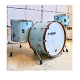 Sonor SQ1 3-Piece Shell Pack with 20 in. Bass Drum - Cruiser Blue