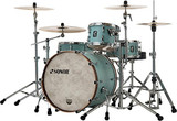 Sonor SQ1 3-Piece Shell Pack with 22 in. Bass Drum - Cruiser Blue