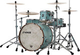 Sonor SQ1 3-Piece Shell Pack with 24 in. Bass Drum - Cruiser Blue