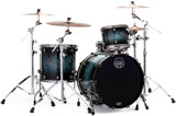 Mapex Saturn V MH Exotic 3-Piece Rock Shell Pack Deep Water Maple Burl