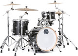 Mapex Saturn V Tour 20 3-piece Shell Pack - Black Pearl
