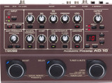 Boss AD-10 Acoustic Preamp Guitar Processor Pedal with EQ, Looper, Compression, Tuner and XLR