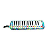 Hohner HKAIR25 Kids Airboard 25-Key Portable Keyboard with Color Coded Songbook and Instruction Manual