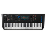 Yamaha MODX6 61-Key Weighted Action Synthesizer with Motion & Super Knob Controls and 4-Part Seamless Sound Switching