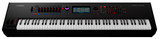Yamaha MODX8 88-Key Weighted Action Synthesizer with Motion & Super Knob Controls and 4-Part Seamless Sound Switching
