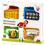 Hohner Mini Orchestra - Safe for 6 Months & Up