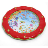 Hohner MP483 Kids Musical Toys Ocean Drum Safe for 12 months and up