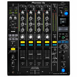 Pioneer DJ DJM-900NXS2 4-channel Digital DJ Mixer with Effects,  Analog and Digital Sound Color FX, 14 Beat FX, 3 band Switchable Iso EQs, Dual USB Connectivity and ProDJ Link in Black