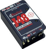 Radial J48 Active 48V Phantom Power Active Direct Box