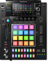 """Pioneer DJ DJS-1000 Standalone DJ Sampler with 16-step Sequencer Built-in Effects and 7"""" Color Touchscreen"""