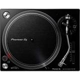 Pioneer Pro DJ PLX-500-K Direct Drive Turntable with Preamplifier, USB Output , Headshell with Cartridge and Stylus - Black