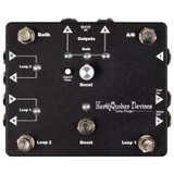 EarthQuaker Swiss Things Pedalboard Reconciler with 2 Flexi-Switc Enabled Effects Loops