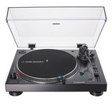 Audio Technica AT-LP120XUSB Direct-Drive Professional Turntable (USB & Analog) - Black