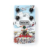 MXR DD25 Green Day Dookie Drive Overdrive Pedal with Output, Gain, Blend, Tone and Scoop Controls
