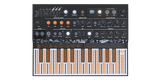 Arturia MicroFreak 25-key Paraphoni Experimental Hybrid Synthesizer with Poly-aftertouch Flat Keyboard and Sequencer