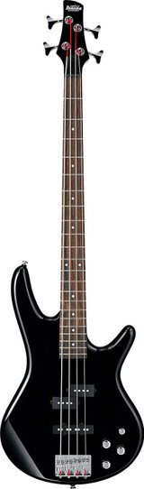Ibanez GSR200 Ibanez 4 String Bass Guitar With Phat-Ii Bass Boost - Black