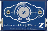 Cloud Microphones CL-Z Cloudlifter 1-channel Mic Activator with Variable Input Impedance - Blue