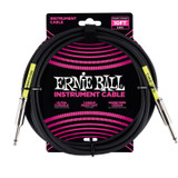 Ernie Ball P06048 Classic 10' Straight Instrument Cable - Black