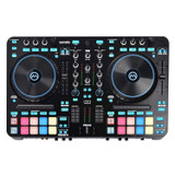 Mixars Primo 2 Channel DJ Controller Mixer for Serato DJ with Standalone Effects for Serato