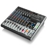 Behringer XENYX X1222USB 12-Channel Premium 16-Input 2/2-Bus USB Mixer with 24-Bit Multi-FX Processor and USB/Audio Interface