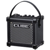 "Roland Micro Cube GX 3-Watt 1x5"" Battery Powered Guitar Amplifier with 8 DSP Effects - Black"