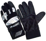 Ahead GLS Small Drummers Gloves with Elastic Tucks and Velcro Wrist Adjustment