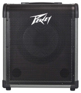 """Peavey MAX 100 100W, 1-channel, Solid-state, 1x10"""" Bass Combo Amplifier with 3-band EQ and Overdrive"""