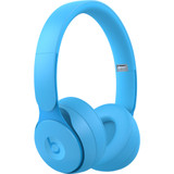 Beats Solo Pro Wireless Noise Cancelling On-Ear Headphones More Matte Collection - Light Blue