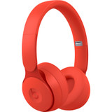 Beats Solo Pro Wireless Noise Cancelling On-Ear Headphones More Matte Collection - Red