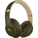 Beats Studio3 Wireless Noise Cancelling Over-Ear Headphones (Camo Collection) - Forest Green