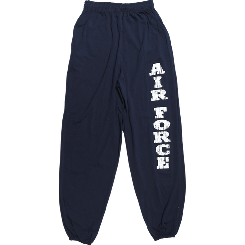 Made in the USA: US Air Force Jersey Knit Lounge Pants