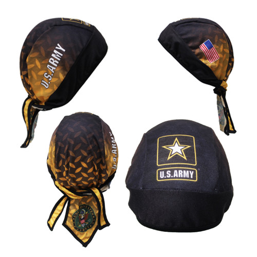 US Army Motorcycle Headwrap