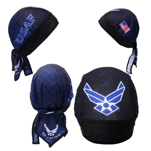 US Air Force Motorcycle Headwrap