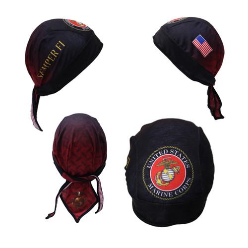 US Marines Motorcycle Headwrap