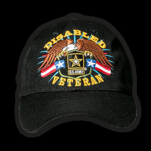 US Army Disabled Veteran Cap