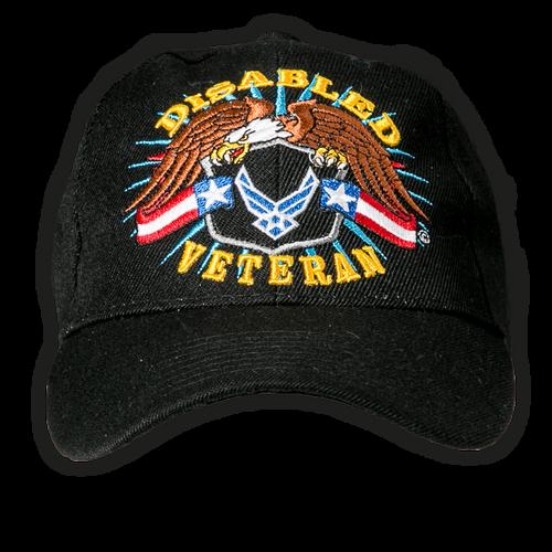 US Air Force Disabled Veteran Cap
