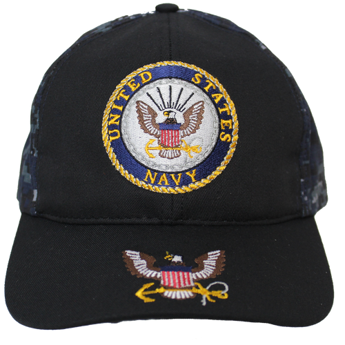 Made in the USA: US Navy Defender Cap