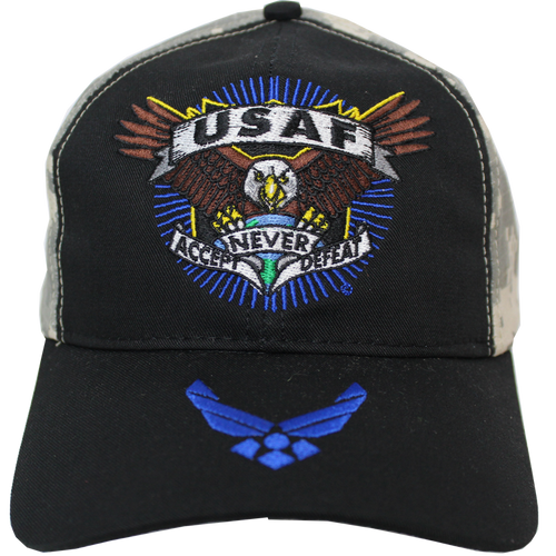 Made in the USA: US Air Force Defender Cap