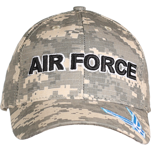 Made in the USA: US Air Force Digital Camo Cap