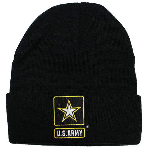 US Army Embroidered Logo Beanie