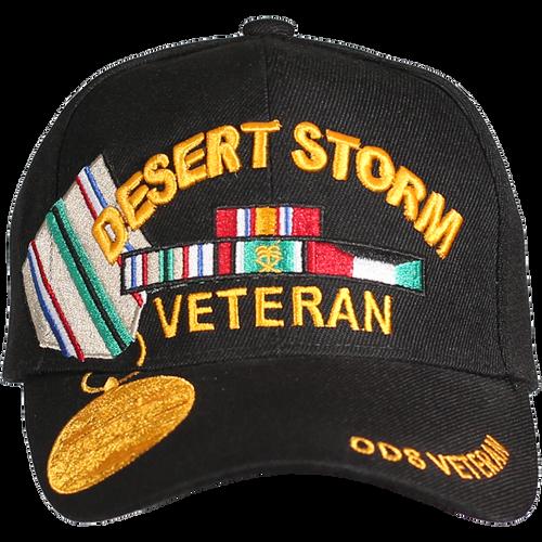 Operation Desert Storm Veteran Medal Cap