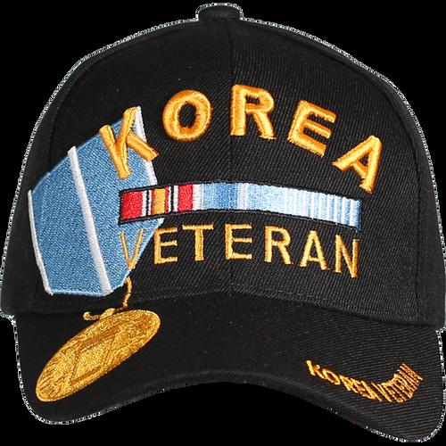 Korean War Veteran Medal Cap