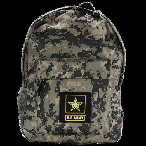 US Army Digital Camo Backpack