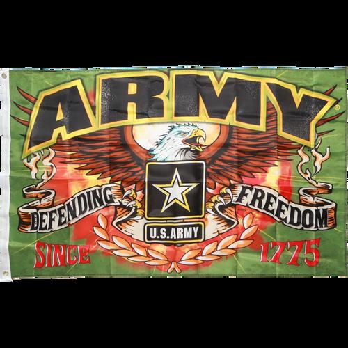 US Army Patriotic Flag
