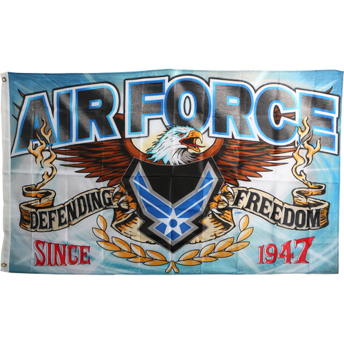 US Air Force Patriotic Flag