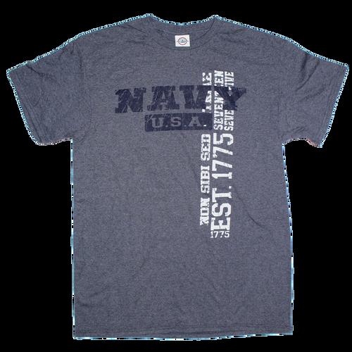 US Navy Vintage Wash T-shirt