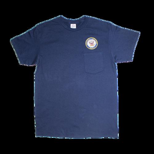 US Navy Pocket T-shirt