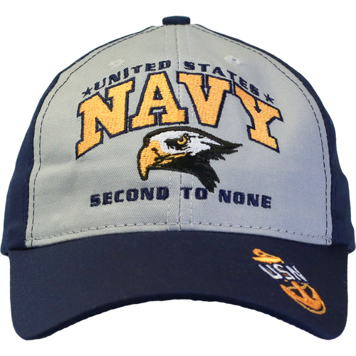 Made in the USA: US Navy Second to None Cap